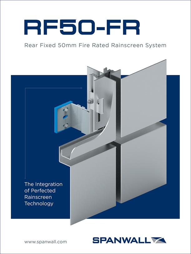 Spanwall RF50 FR Brochure