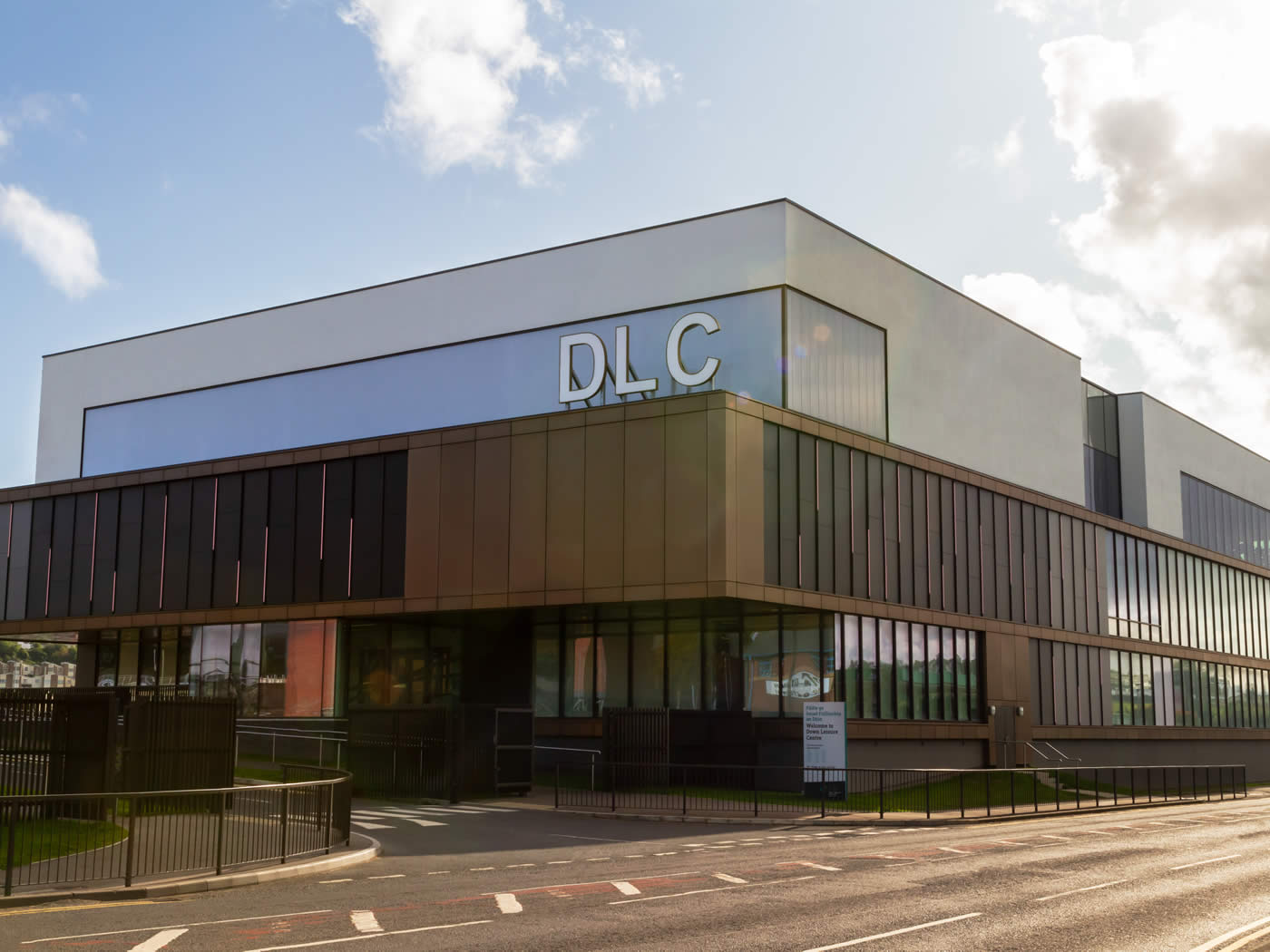 Downpatrick Leisure Centre