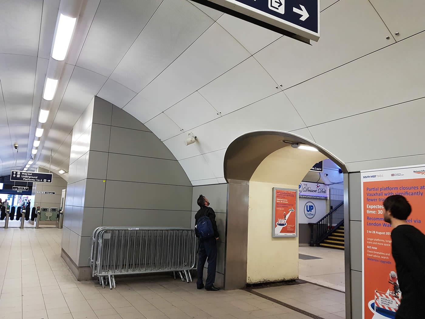 Vauxhall Station
